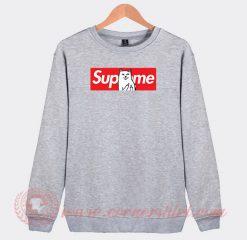 Supreme Rip Ndip Custom Design Sweatshirt