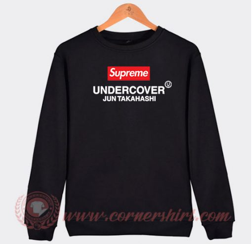 Supreme Jun Takahashi Custom Sweatshirt