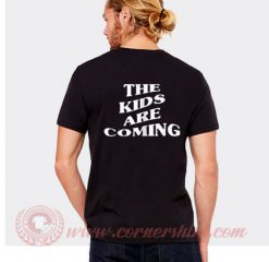 The Kids Are Coming Tones And I Custom T Shirts