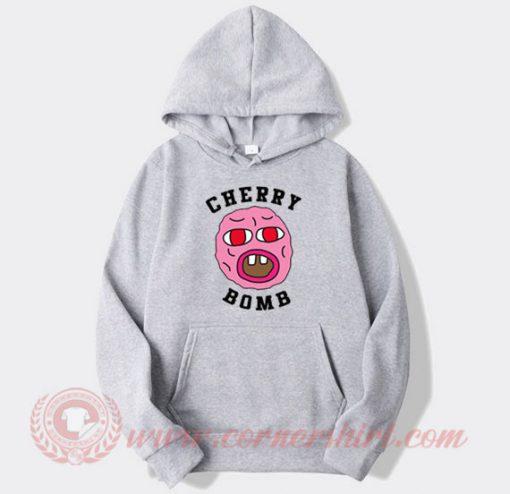 Tyler The Creator Cherry Bomb Custom Hoodie