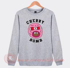 Tyler The Creator Cherry Bomb Custom Sweatshirt