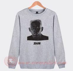 Tyler The Creator Igor Custom Sweatshirt