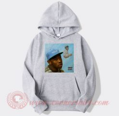 Tyler The Creator Wolf Custom Design Hoodie