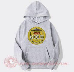XXXX Gold Australian Lager Beer Custom Hoodie