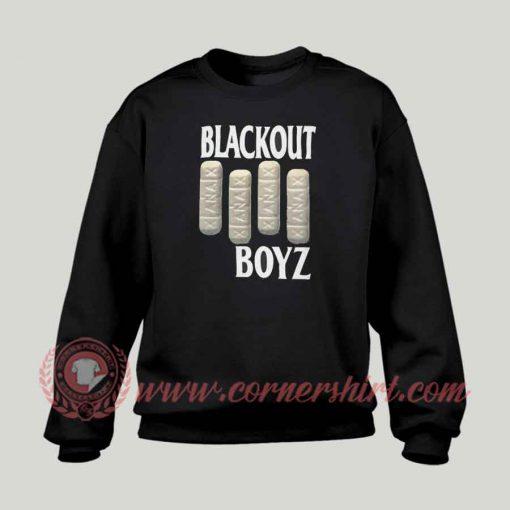 Blackout Boyz Custom Sweatshirt