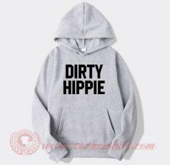 Dirty Hippie Custom Design Hoodie