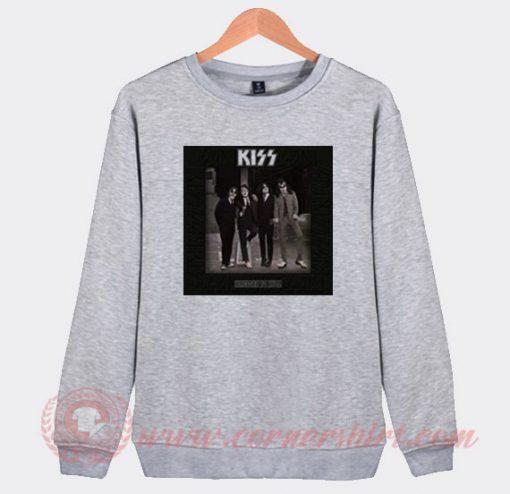 Kiss Dressed To Kill Custom Sweatshirt