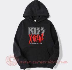 Kiss X Treme Close Up Custom Hoodie