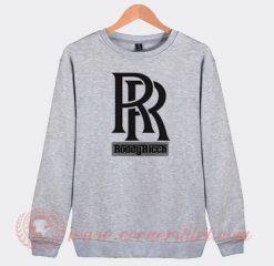 Roddy Ricch Logo Custom Sweatshirt