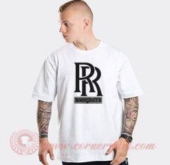 Roddy Ricch Logo Custom T Shirts