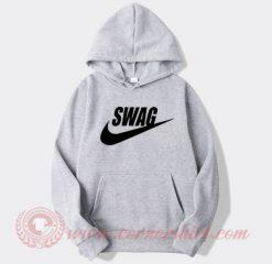 Swag Nike Parody Custom Hoodie