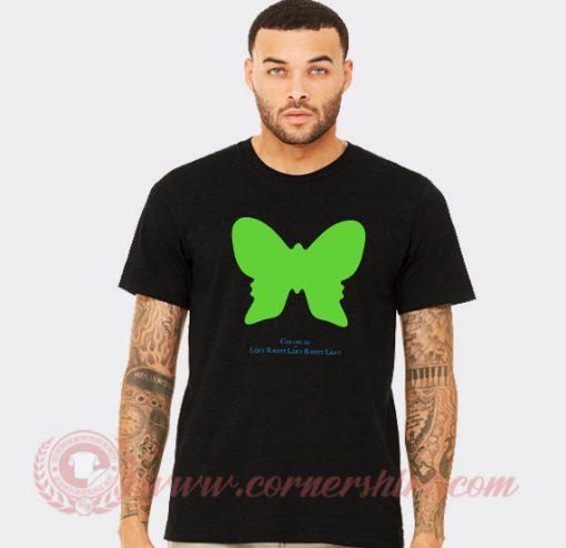 Coldplay Leftrightleftrightleft Custom T Shirts