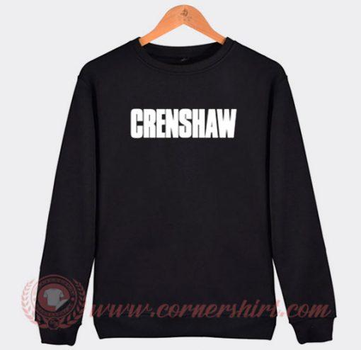 Crenshaw Custom Sweatshirt