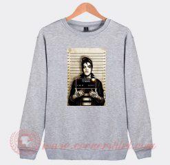 Elvis Presley Mugshot Custom Sweatshirt