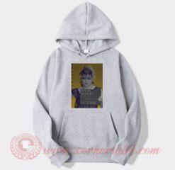 Madonna Mugshot Custom Hoodie