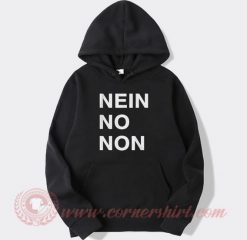 Nein No Non Thom Yorke Custom Hoodie