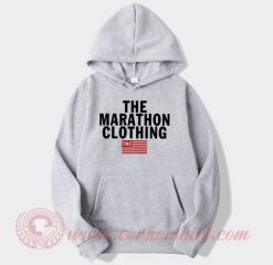 Nipsey Hussle The Marathon Clothing Custom Hoodie