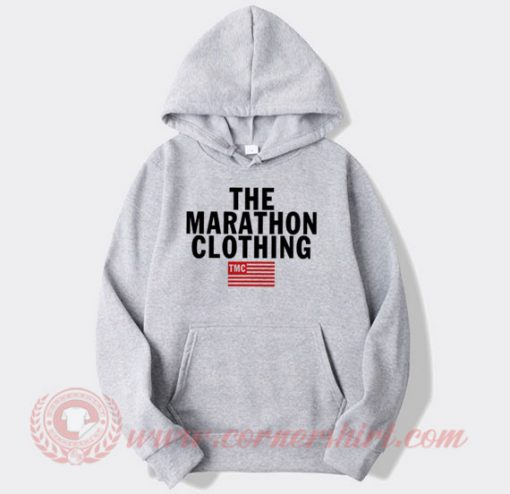 Nipsey Hussle The Marathon Clothing Custom Hoodie