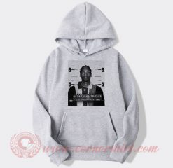 Snoop Dogg Mugshot Custom Hoodie