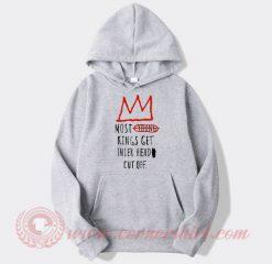 TMC X Guard The Throne Custom Hoodie