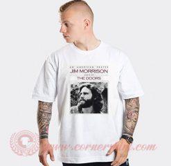 The Doors An American Prayer Custom T Shirts