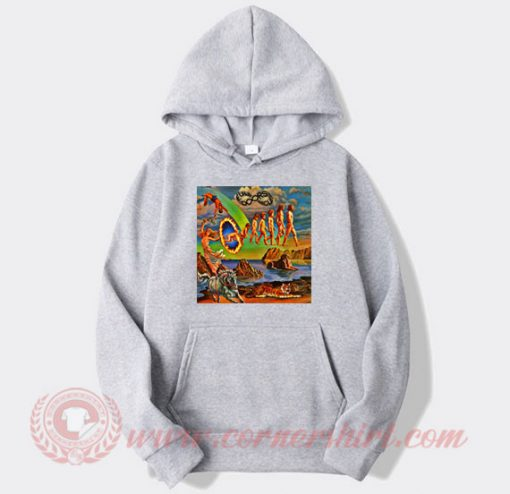 The Doors Full Circle Custom Hoodie