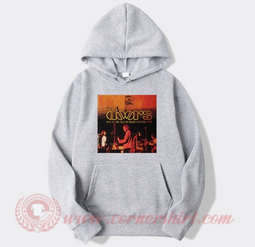 The Doors Live At The Isle Of Weight Festival 1970 Custom Hoodie