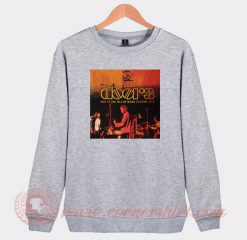 The Doors Live At The Isle Of Weight Festival 1970 Sweatshirt