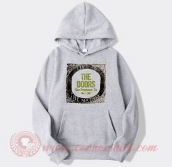 The Doors Live At The Matrix 1967 Custom Hoodie