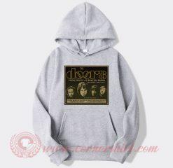The Doors Live In Boston Custom Hoodie