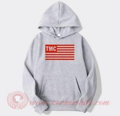 The Marathon Clothing Flag Custom Hoodie