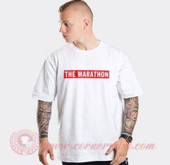 The Marathon TMC Bar Custom T Shirts