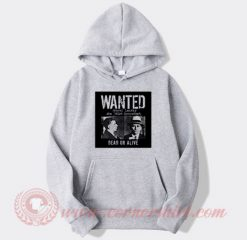 Wanted Meyer Lansky Mugshot Custom Hoodie