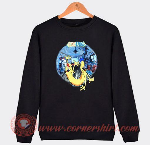 1999 CatDog Vintage Custom Sweatshirt