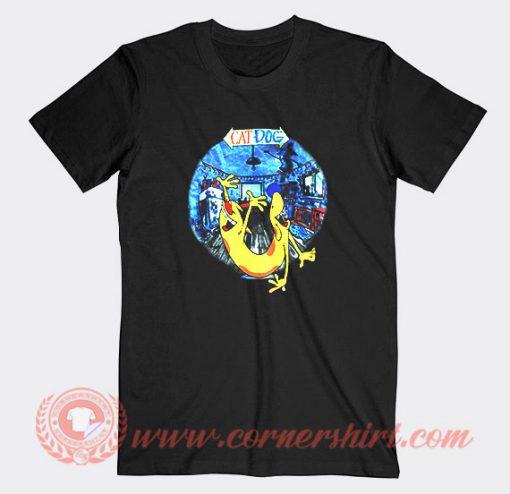 1999 CatDog Vintage Custom T-Shirts