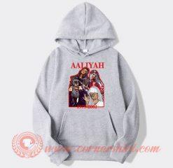 Aaliyah 1979-2001 Custom Hoodie