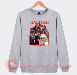 Aaliyah 1979-2001 Custom Sweatshirt