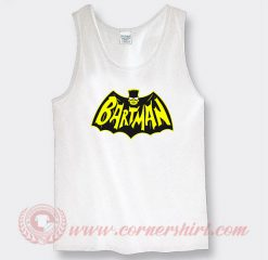 Bartman Custom Tank Top On Sale