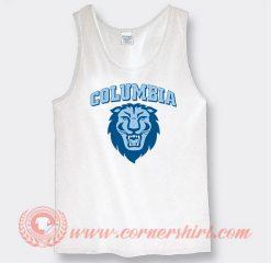 Columbia University Lions Custom Tank Top