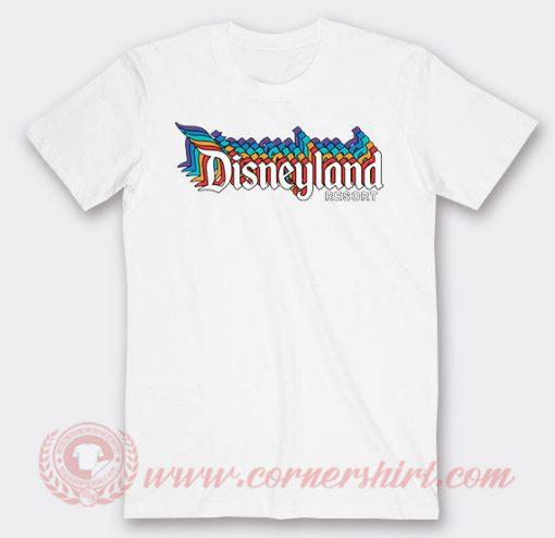 Disneyland Resort Custom T Shirts