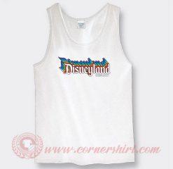 Disneyland Resort Custom Tank Top