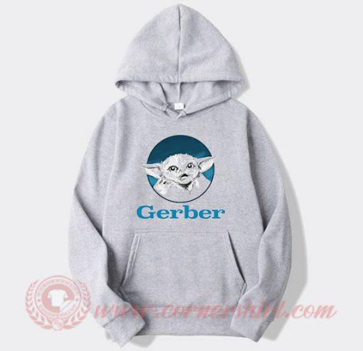 Gerber Baby Yoda Custom Hoodie