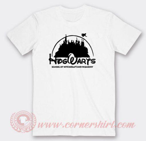 Hogwarts Disney Custom T Shirts