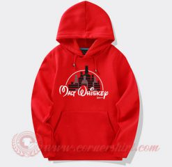 Malt Whiskey Not Walt Disney Custom Hoodie