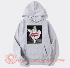 Marilyn Monroe Supreme Custom Hoodie