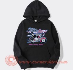 Mickey Mouse Motorcycle Custom Hoodie