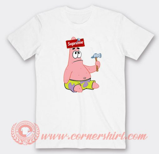 Patrick The Star Supreme Custom T-Shirts