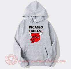 Picasso Bulls Custom Hoodie