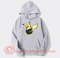 Pikachu Hypebeast X Supreme Custom Hoodie