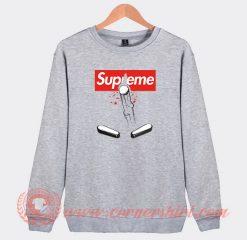Pin Ball Supreme Custom Sweatshirt